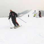 Yuyang Ski Resort - Bunny hills and beyond